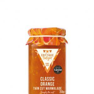 350g Classic Orange Thin Cut Marmalade 2021
