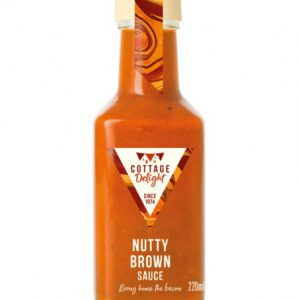220ml Nutty Brown Sauce