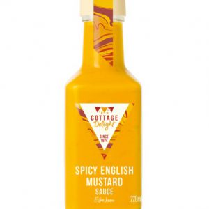220ml Spicy English Mustard Sauce