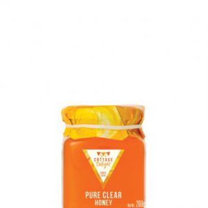 260g Pure Clear Honey 2021