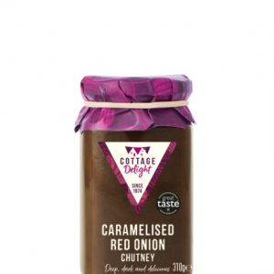 310g Caramelised Red Onion Chutney 2021