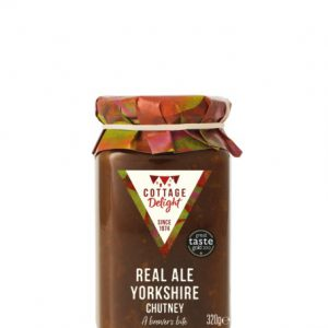 320g Real Ale Yorkshire Chutney
