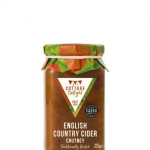 325g English Country Cider Chutney 2021