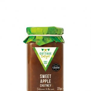 325g Sweet Apple Chutney 2021
