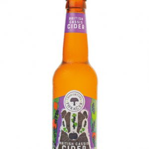 330ml British Cassis Cider 4.0%