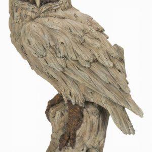 Wood Life Long Eared Owl B 35cm