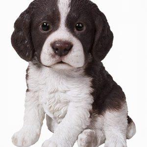 Springer Spaniel Puppy H16cm