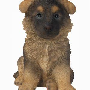 Alsatian Puppy H17cm
