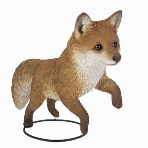 Running Fox Cub B