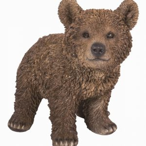 Brown Bear Cub H23cm