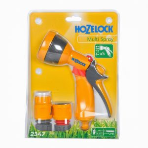 HOZ Hose Gun Starter Set With 3 Fittings