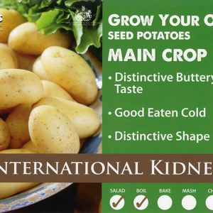 CARRIPACK SEED POTATOES 2KG INTERNATIONAL KIDNEY 35-60