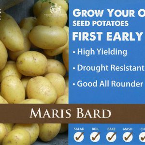 CARRIPACK SEED POTATOES 2KG MARIS BARD 35-60