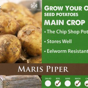 CARRIPACK SEED POTATOES 2KG MARIS PIPER 35-60