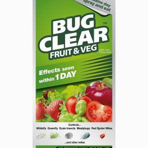 EV BUGCLEAR FRUIT & VEG 250ML