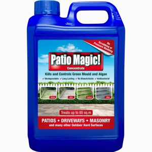 EV PATIO MAGIC! 2.5L