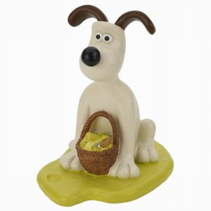 Gromit with Basket Ornament