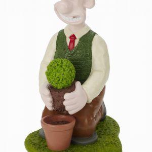 Wallace Potting A Plant Ornament