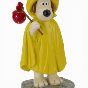 Gromit in Raincoat Ornament