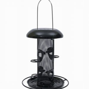Black Heavy Duty Seed Feeder