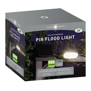 PIR Security Floodlight 500L CLEARANCE