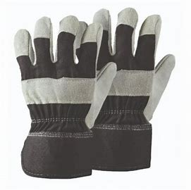 Black Rigger Gloves