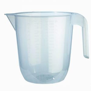 Measuring Jug Clear 2ltr (4 Pints)
