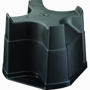 100ltr Water Butt Stand Black