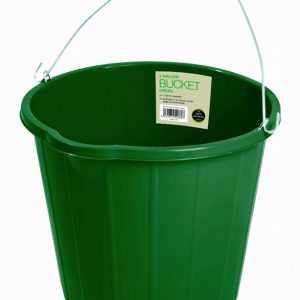 3 Gallon Bucket Green
