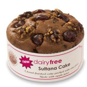 Sultana Round Cake