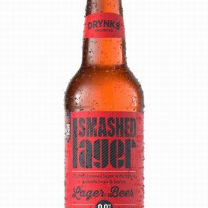 330ml Smashed Lager