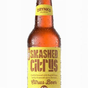 330ml Smashed Citrus Beer 2020