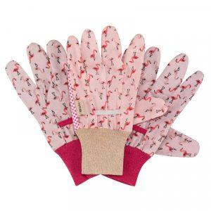 Flamboya Flamingo Cotton Grips M8 Triple Pack Gloves