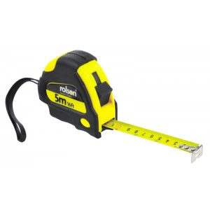 Rolson 5m x 19mm Measure Tape