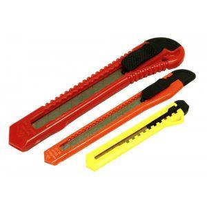 Rolson 3p Utility Knife set