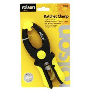Rolson 50mm Rachet Spring Clamp