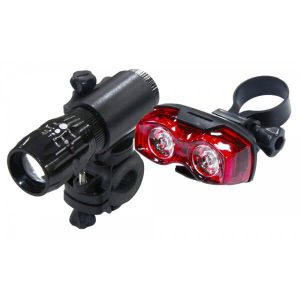 CREE Front and Rear Bike Light