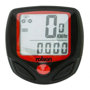 Rolson 14 Function Bicycle Computer