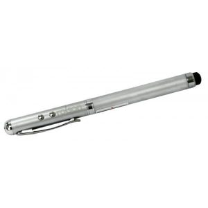 4 in 1 Stylus, Laser, LED/ Pen