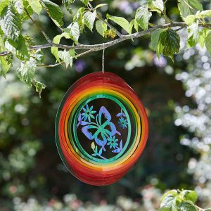 Butterfly Rainbow Spinner