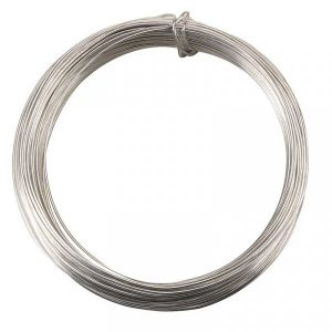 Garden Wire – Galvanised 1mm x 50m