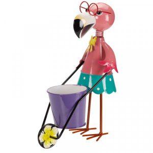Flamingo Pot-Pet