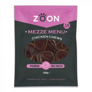 Chicken Chews 7 Pack Mezze Menu