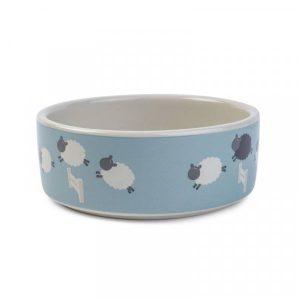 Counting Sheep Ceramic Bowl -15cm