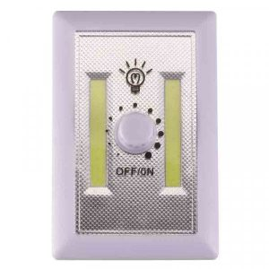 Multi-Light Dimmer Switch Light