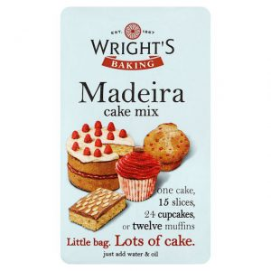 Wrights Madeira Cake Mix 500g