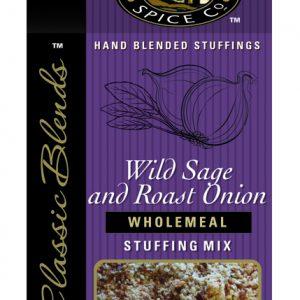 Wild Sage & Roast Onion Stuffing 150g