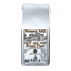 Wessex Half and Half Bread Flour 1.5kg