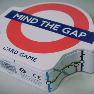 Mind the Gap Card Game