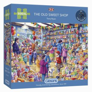 THE OLD SWEET SHOP 500XL PUZZLE
